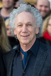 © Licensed to London News Pictures. 04/04/2016 BOB GRUEN attends The Rolling Stones Exhibition Private at The Saatchi Gallery. London, UK. Photo credit: Ray Tang/LNP