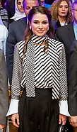 Queen Rania Attends Teacher Skills Forum