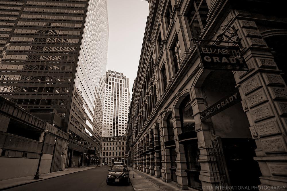 Winthrop Square, Downtown Boston