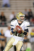 Hartford Colonials quarterback Josh McCown (12) during the Colonials game against the Florida Tuskers at the Florida Citrus Bowl on November 11, 2010 in Orlando, Florida. The Tuskers won the game 41-7..©2010 Scott A. Miller