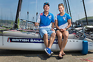 Olympic Sailors Portraits 2016
