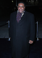 Clive Rowe, Fast Forward - NT Fundraising Gala, National Theatre, London UK, 04 March 2015, Photo By Brett D. Cove