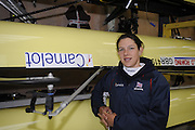 Caversham, Great Britain,  Annie VERNON, GB Rowing media day at the Redgrave Pinsent Rowing Lake. GB Rowing Training centre. Wed. 20.04.2008  [Mandatory Credit. Peter Spurrier/Intersport Images] Rowing course: GB Rowing Training Complex, Redgrave Pinsent Lake, Caversham, Reading