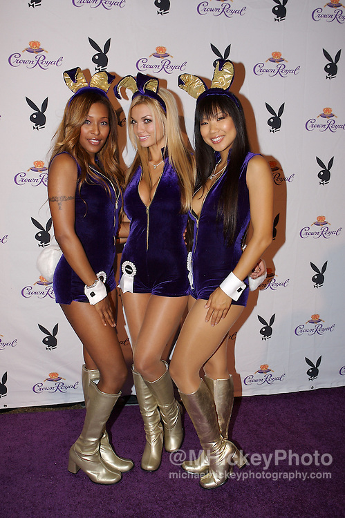 Playboy Playmates at the Kentucky Derby Crown Royal Playboy party in Louisville, Kentucky on May 4 , 2007. Photo by Michael Hickey