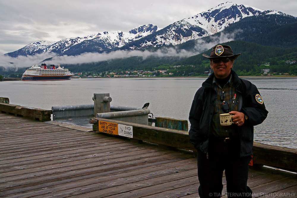 Professional Portrait, Juneau, Alaska
