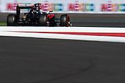 October 29, 2016: Mexican Grand Prix. Jenson Button (GBR), McLaren Honda