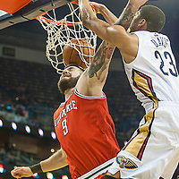 Milwaukee Bucks VS Pelicans 03072014