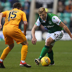 Hibs v Livingston, Scottish Premiership, 22 December 2018