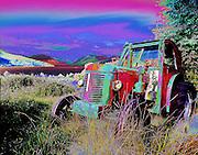 Tractor, Glen Etive