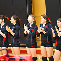 Marin Academy v. South Fork Girls Volleyball 111010