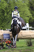 Laura Collett riding Dacapo during the International Horse Trials at Chatsworth, Bakewell, United Kingdom on 13 May 2018. Picture by George Franks.
