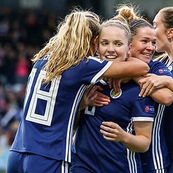 Scotland v Switzerland, World Cup qualifier, 30 August 2018
