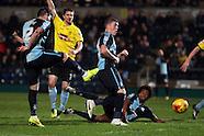Wycombe Wanderers v Burton Albion - 17/11/2014