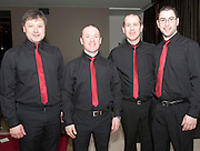 Avaya singers  who took part in the Choir Factor 2014 in the Radisson blu Hotel, Galway in aid of SCCUL Sanctuary at Kilcuan, Clarinbridge . Photo:Andrew Downes.