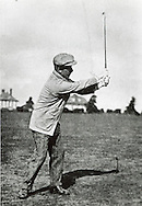 Jack White 1904 Open Champion at Royal St. George's, Sandwich<br /> Picture Credit: &copy;Visions In Golf / Michael Hobbs