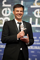 Director Francois Ozon, winner of the Silver Bear Grand Jury Prize for the film By the Grace of God at the award winners press conference at the 69th Berlinale International Film Festival, on Saturday 16th February 2019, Hotel Grand Hyatt, Berlin, Germany.