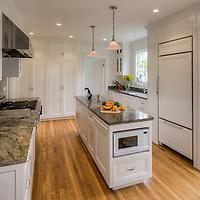Residential kitchen remodel