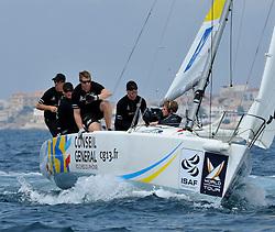 Mirsky in the semi final. Photo:Chris Davies/WMRT