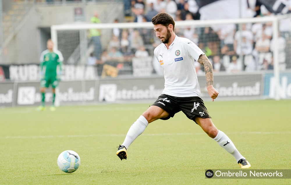 Örebro, SWEDEN - AUGUST 21: Nahir Besara of Örebro SK during the Allsvenskan match between Örebro SK & AIK at Behrn Arena on August 21, 2016 in Örebro, Sweden. Foto: Pavel Koubek/Ombrello