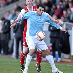 Stirling Albion v Deveronvale | William Hill Scottish Cup Third Round | 3 November 2012