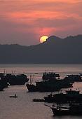 Cat Ba town, Cat Ba island, Vietnam