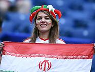Morocco versus Iran 15/6