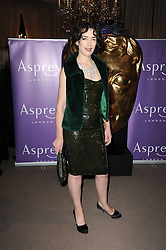 Gina McKee at the Orange BAFTA's Nominees party held at Asprey, 165 New Bond Street, London on 20th February 2010.