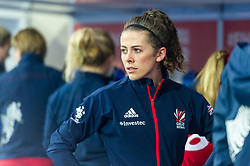 Anna Toman of Great Britain Women before the 2019 Women's FIH Pro League match at Lee Valley Hockey Centre, Stratford<br /> Picture by Simon Parker/Focus Images Ltd <br /> 03/05/2019