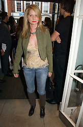 LEE STARKEY daughter of Ringo Starr at the Peta (People for the Ethical Treatment of Animals) Humanitarian Awards held at Stella McCartney, 30 Bruton Street, London W1 on 28th June 2006.<br /><br />NON EXCLUSIVE - WORLD RIGHTS