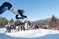 Macomber Cup Finals at Proctor Ladies Mens 2nd run starts February 20, 2011.