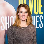 2018-03-19. DeLaMar, Amsterdam. Premiere van De Alex Klaasen Revue – Showponies. Op de foto: Ilse Warringa