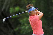 Michelle Shin during the Symetra Tour's Sara Bay Classic at the Sara Bay Country Club on April 22, 2012 in Sarasota, Fla. ..©2012 Scott A. Miller.