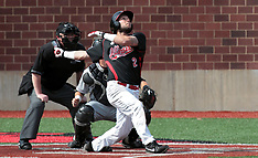 20140426 Southern Illinois at Illinois State baseball photos