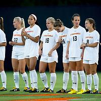 Women Soccer vs Western Carolina