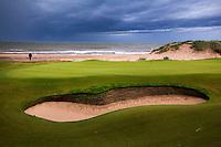 BALMEDIE - Aberdeenshire - Schotland. Trump International Golf Links. Hole 3. COPYRIGHT KOEN SUYK