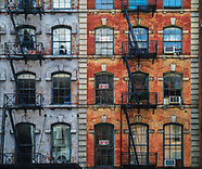 NYC-Fire Escapes