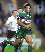 Rugby Union - 2019 / 2020 Gallagher Premiership - London Irish vs. Leicester Tigers<br /> <br /> Nick Phipps of London Irish making his debut, at Madejski Stadium.<br /> <br /> COLORSPORT/ANDREW COWIE