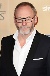 © Licensed to London News Pictures. 18/03/2015, UK. Ian Liam Cunningham (Davos Seaworth), Game of Thrones - Series Five World Premiere, Tower of London, London UK, 18 March 2015. Photo credit : Richard Goldschmidt/Piqtured/LNP