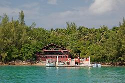 House on Paradise Island, Bahamas.