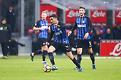 FOOTBALL - ITALIAN CHAMP - INTERNAZIONALE v ATALANTA 191117