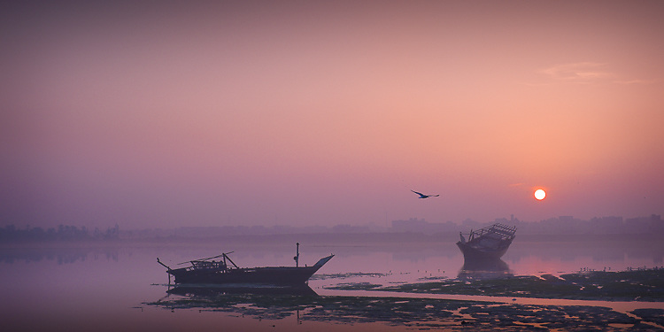 Bahrain at Dawn