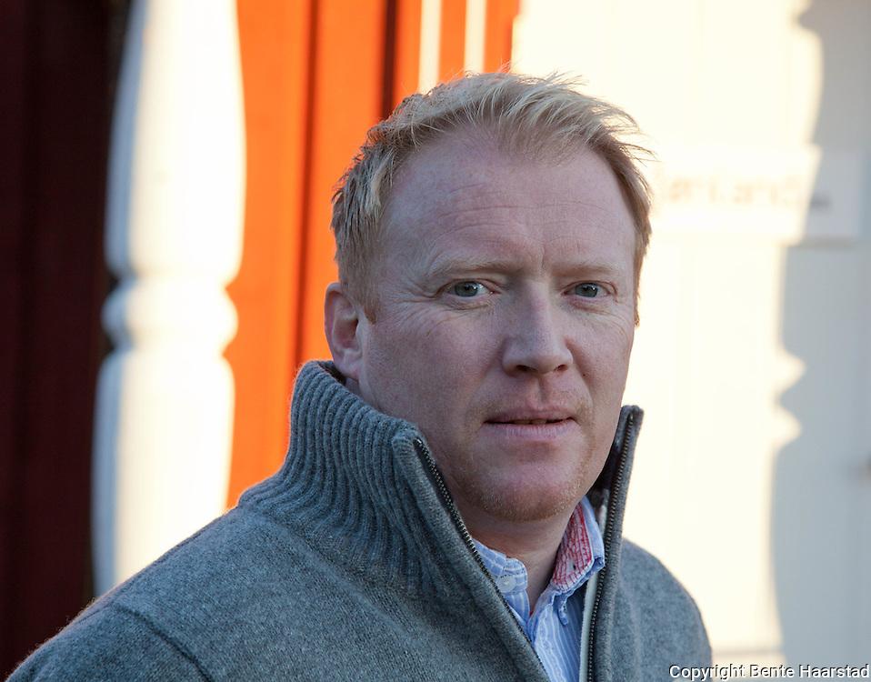 Helge Jønland, daglig leder, CEO, managing director, Jønland AS.