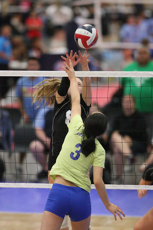 GJNC - July 2018 - Detroit, MI - 16 American - MAVS (black) - Volleyfx (yellow) - Photo by Wally Nell/Volleyball USA