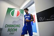 DESCRIZIONE: Berlino EuroBasket 2015 - Allenamento<br /> GIOCATORE:Daniel Hackett<br /> CATEGORIA: Allenamento<br /> SQUADRA: Italia Italy<br /> EVENTO:  EuroBasket 2015 <br /> GARA: Berlino EuroBasket 2015 - Allenamento<br /> DATA: 04-09-2015<br /> SPORT: Pallacanestro<br /> AUTORE: Agenzia Ciamillo-Castoria/M.Longo<br /> GALLERIA: FIP Nazionali 2015<br /> FOTONOTIZIA: Berlino EuroBasket 2015 - Allenamento