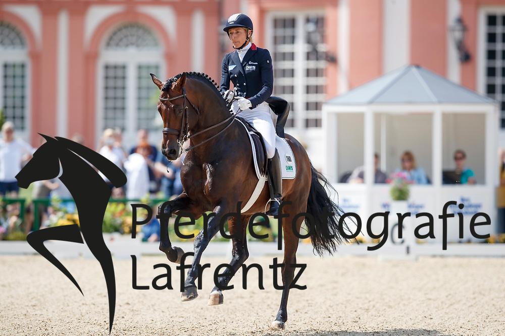 Klimke, Ingrid (GER), Franziskus<br /> Wiesbaden - Pfingstturnier 2017<br /> © Stefan Lafrentz
