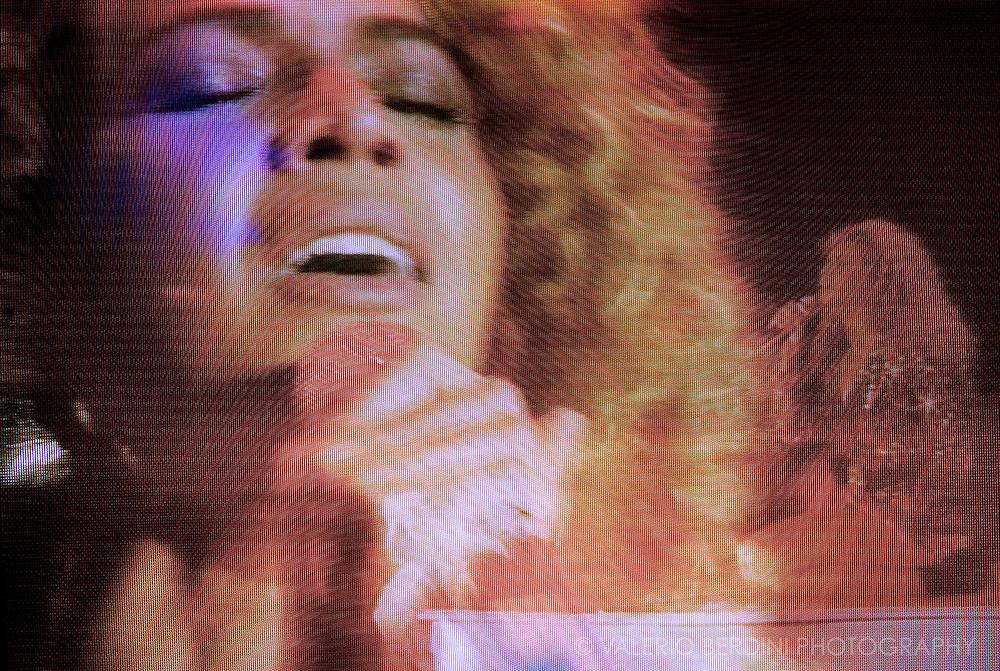 Glastonbury Festival on the BBC. Beyonce.