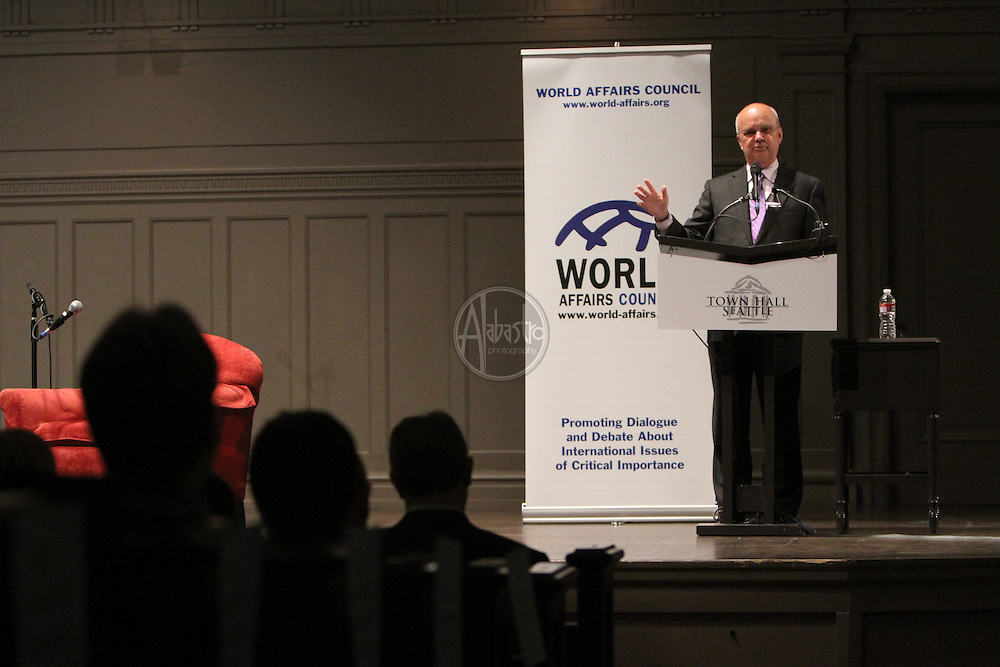 World Affairs Council Global Leadership Series: Meeting the Cybersecurity Challenge w/ General Michael Hayden.