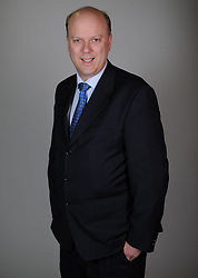 Portrait of Chris Grayling, Member of Parliament for Epsom and Ewell, January 12, 2010. Photo By Andrew Parsons / i-Images.