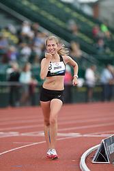 Olympic Trials Eugene 2012: women's 20,000 meter race walk, Rachel Zoyhofski