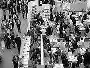 The London Book Fair, Olympia, 10 April 2018